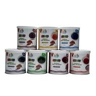 采鴻天然食用色素粉末 (45g/罐系列,共7色)