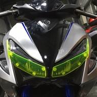 YAMAHA AEROX155 AEROX 大燈護片 / 大燈護目鏡 / 大燈保護器 [LargePower]