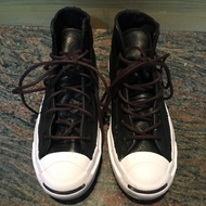 CONVERSE JACK PURCELL 開口笑 高筒 荔枝皮