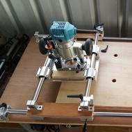 【愛搞軌】XY軸滑軌套組(直徑20mm) 木工專業五金路達專用