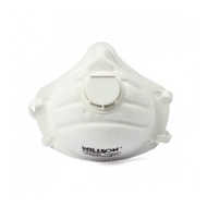 【台南南方】WILSON 罩杯式 吐氣閥 防塵口罩 工業用口罩 #1015791