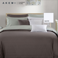 AKEMI Cotton Select Affinity - Morrise White (Bolster Case)
