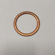 [愛將精品]kawasaki 川崎125 B1 零件 銅排氣管墊片
