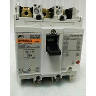 💗 盒裝全新品 Fuji  BW50SAG 10KA  3P30A 3P50A 斷路器 富士 日本製 無熔絲開關