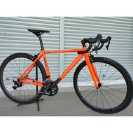 KESPOR ZEUS LITE RB ROAD RACING BIKE BICYCLE (CARBON WHEEL SET &FULL SHIMANO 105)