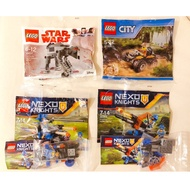 LEGO 30497 30371 30373 30355 Star Wars 樂高 積木 (代友售)