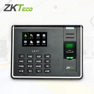 ZKTeco LX17 Fingerprint Attendance Machine Office Time Recorder Machine Time Clock Employee Check in Thumbprint Scanner