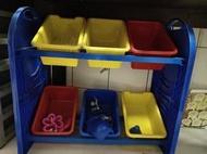 二手兒童玩具收納櫃