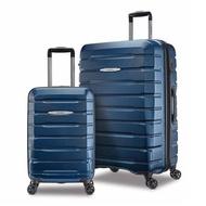 """Samsonite Luggage Set 硬殼行李箱 27""""+20"""" 含輪尺寸為28""""+21"""""""