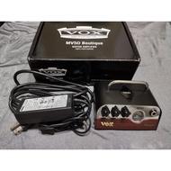 【二手良品】VOX MV50 Boutique 電吉他真空管擴大機 Nutube 前級