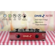 Kompor Gas DNS 702 TRV 2 Tungku Baru
