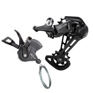 SHIMANO DEORE M5100 Groupset MTB Mountain Bike Groupset 1x11 -Speed  Rear Derailleur Shift Lever