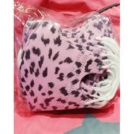 《•°現貨°•》Bnn夢幻粉豹  兒童立體口罩  25入 兒童3D口罩