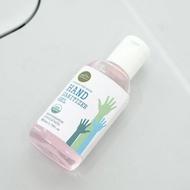 ส่งฟรี [50ml. (ขนาดพกพา)]พร้อมส่ง!! เจลล้างมือแอลกอฮอล์สูตร organic อ่อนโยนต่อเด็ก ภูตะวัน ได้รับมาตรฐาน อย. (ขนาด 50ml.) กลิ่นกุหลาบ