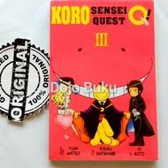 TERLARIS!!! Komik Seri : Koro Sensei Quest by Kizuku Watanabe, Jo Aoto, Yusei Mats SEDIA JUGA Buku komik anak - Buku komik anime - Buku komik horor - Buku komik hentai