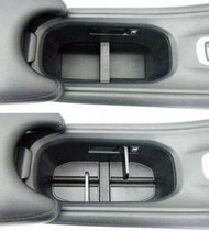 Honda 本田 HRV HR-V RU VEZEL 2016+ 專用 日本 原廠 中央 扶手 杯架 置物盒