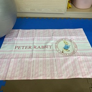 彼得兔粉色枕頭套