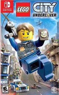 Lego City Undercover 樂高小城:臥底密探 / 樂高版GTA (英文) for Nintendo Switch NSW-0056