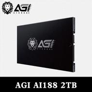 AGI 2TB SSD 固態硬碟(AGI亞奇雷AI188 2TB)