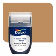 Dulux Colour Play Tester Autumn Tree 96YR 33/309