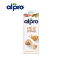 【比利時ALPRO】經典 無糖杏仁奶 1L 1瓶 全素