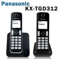 Panasonic 國際牌 KX-TGD312 數位無線電話 室內電話 勿擾模式 1.8吋螢幕 (送羽毛電容筆)
