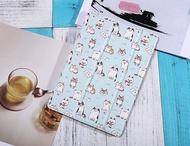 貓咪 平板 iPad 2/3/4 ipad air ipad pro mini 平板保護套 保護殻 自動休眠 三褶