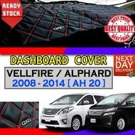 Toyota Vellfire Alphard 2008-2014 Dashboard Cover AH20