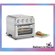 [Cuisinart] Compact Air Fryers + Electric Oven 9L Toa-28KR Toaster oven air fryer / AirFryer Toaster Oven