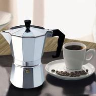 หม้อต้มกาแฟสด เครื่องชงกาแฟเอสเพรสโซ่ มอคค่า กาต้มกาแฟสด เครื่องชงกาแฟสด เครื่องทำกาแฟ แบบปิคนิคพกพา