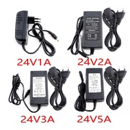 24V Power Adapter 24V 2A Supply 1A 3A 5A Adapter Driver Regulated Power Adapter 24V New Switching Charger LED Driver