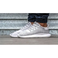 超取$499免運 ▶帝安諾 -Adidas Tubular Shadow Knit Yeezy  灰白 編織 小350 平民版 BB8941