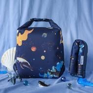 OFoodin好食袋(4公升)【鯨空漫遊】矽膠食物袋