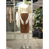 ★30% OFF★FREE SHIPPING/K-FASHION/[Buru %26amp  Judy] latte skirt (P1LJ3SK001)/AUTHENTIC