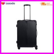 ELEMENTSกระเป๋าเดินทางชนิดแข็ง 4 ล้อ สีดำ ขนาด 24 นิ้ว จำนวนจำกัด