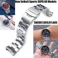 สายนาฬิกา รุ่น miltat strapcode super oyster for skx007,009,011,A65