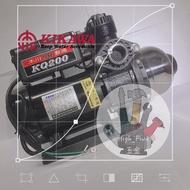🛠木川-KIKAWA🛠KQ200 KQ200N KQ200NE流控恆壓泵浦-電子穩壓加壓機1/4HP(東元馬達)