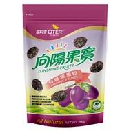 有機黑棗乾 (200g/包)