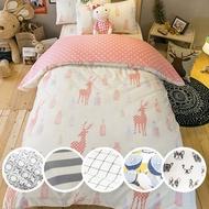 [輸碼折價]棉床本舖 北歐風床包枕套組 單人/雙人2件組/3件組 台灣製造 現貨 蝦皮24h 現貨