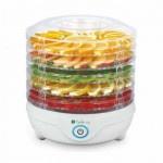 TURBO ITALY TFD-338 五層食物乾果機 水果風乾機   健康無添加乾果零食 香港行貨