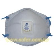 【SAFER購物網】P95活性碳口罩 3M-8577