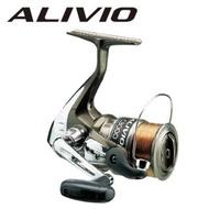 【SHIMANO】ALIVIO 8000紡車式捲線器(附8號-150m線)