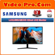 Samsung LU32J590UQEXXS 32Inch UHD Monitor with 1Billion Colors