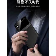 小花在家鏡面手機殼 紅米 note8 pro 潮牌商務保護套 紅米 note 8pro 超薄手機殼 note8pro時尚