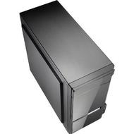 (ของแท้) จำนวน 1 ชิ้น CASE (เคส) AZZA ATX Mid Tower Case Silentium CSAZ920B - Black