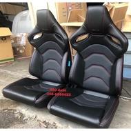 SSCUS UNIQ SPORT SEAT For CIVIC FC WIRA SATRIA PUTRA WAJA GEN2 PERSONA EVO3 GSR MIVEC BRIDE RECARO