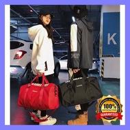 กระเป๋าเดินทาง กระเป๋าเดินทาง กระเป๋าฟิตเนส HEIMISHI กระเป๋าใส่เสื้อผ้า ถือได้ สะพายได้ กระเป๋าสะพายเดินทาง