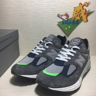✨威鞋✨MADNESS x new balance M990MD2「GREY」余文樂 海軍 灰 反光 M990MD2