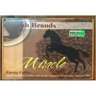 Sabah Brand Miracle Energy Coffee 20 SACHET