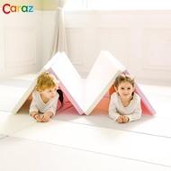 【Caraz】韓國寶寶遊戲地墊三色-Secret Q 小(摺疊遊戲地墊)